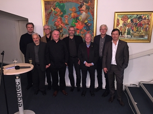 Vernissage Zoppe Voskuhl 2016 © Theater Nienburg
