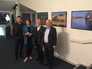 2017 Vernissage Die Weser © Theater Nienburg