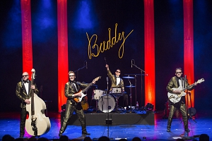 Foto: Buddy in Concert