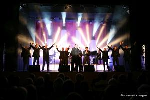 Foto: The  12 Tenors